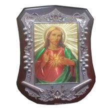 Religious Icon Photo Frame, Catholic Pictures, Religious Frame (IO-ca090)