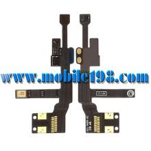 Câble de câble de microphone de téléphone portable pour des pièces de réparation de l'iPhone 5s
