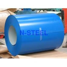 Blue color steel coil