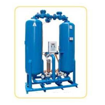 Absorption Blue Air Compressor Dryer for Sale