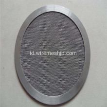 Layar Filter Stainless Steel 304L