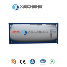 Best Quality for Air Conditioner Refrigerants ISO TANK Air Conditioner Mixed Refrigerant Gas R410A supply to Switzerland Supplier