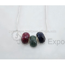 Calcedonia Gemstone Sterling Siver Indian Fashion jewelry