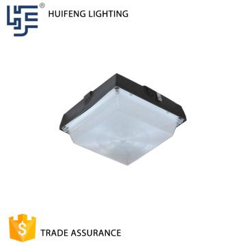 Aluminum Housing PC Cover 30w Led Canopy Light