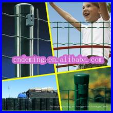 Panel de malla soldada Euro Fence (ISO 9001 y BV)