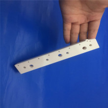Electrical Insulating Zirconia Ceramic Guide Block With Hole