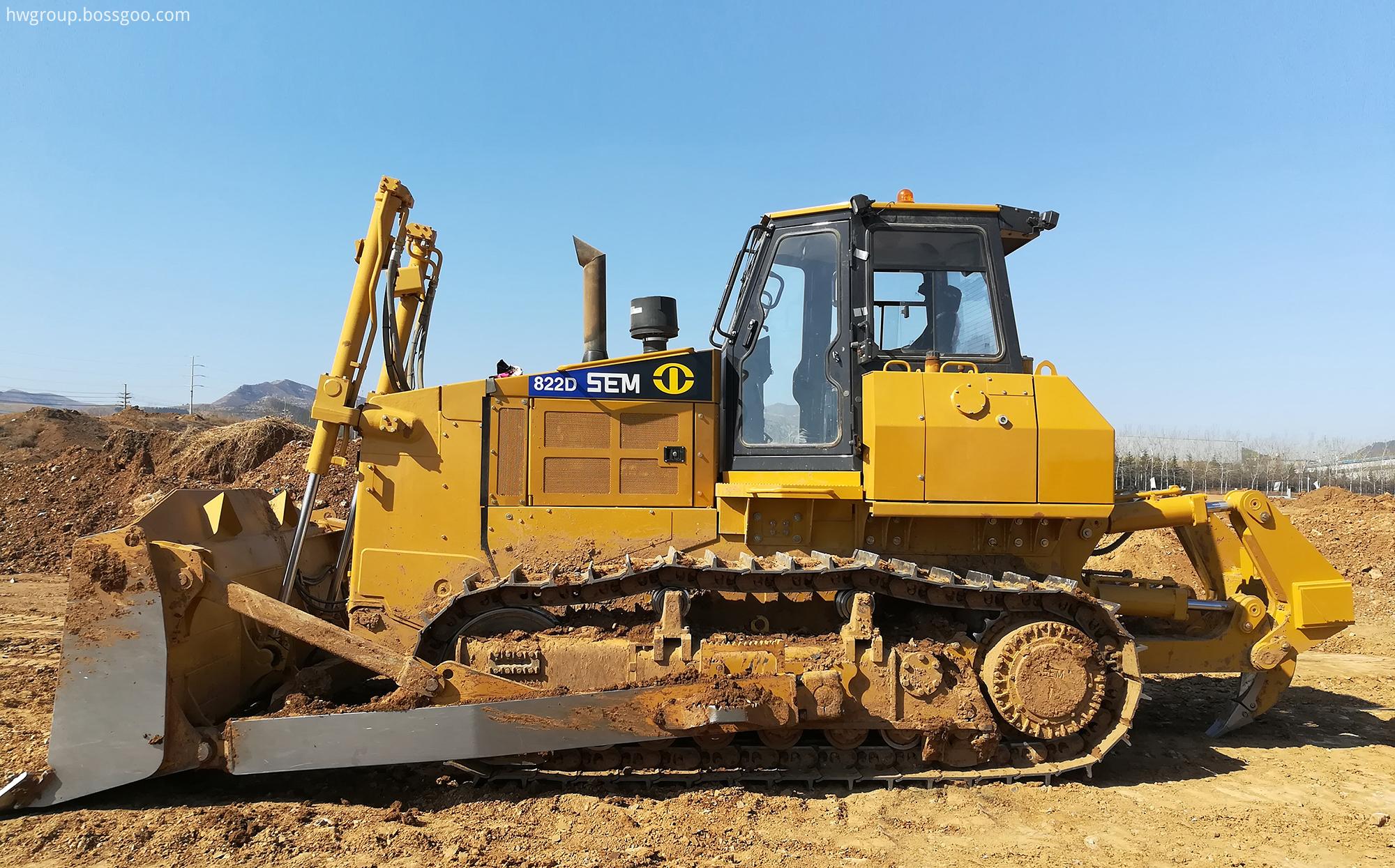 SEM822D bulldozer