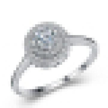 925 bague en argent sterling minimaliste mariage esthétique cadeau d'anniversaire de la Saint-Valentin