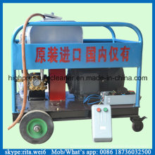 Laveuse à haute pression portative de nettoyeur de surface électrique de 300bar