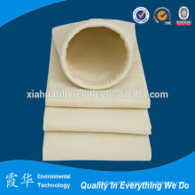 Factory sale needle felt dust filter bag for bag filters
