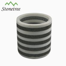 Wholesale China suporte de escova de dente de mármore