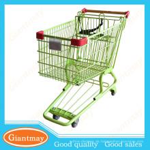 110l Einkaufstrolley (verzinkt) im günstigen Preis