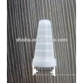 Boca dicas 100piece plástico boca dicas do cachimbo de água descartável bocal