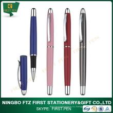 Тяжелая металлическая роликовая ручка для подарка