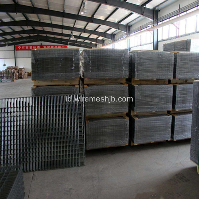 Welded Steel Wire Mesh Panel