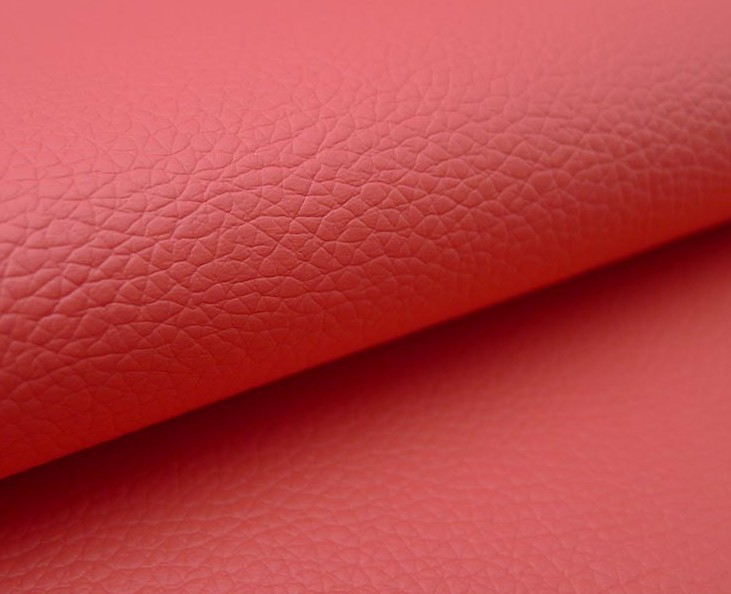 Small Litchi Pattern Semi PU Leather