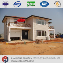 Prefab Light Gauge Steel House Construction