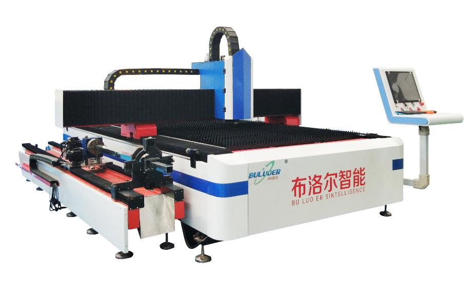 Integrated Fiber Laser Cutting Machine