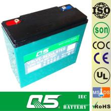 12V20AH, 60V20AH, batería del almacenaje para la bicicleta eléctrica, y triciclo eléctrico