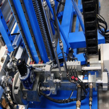 Sealant Sealing Robot For Step Glazing