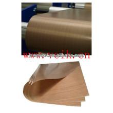 Китай PTFE покрытием ткань стеклоткани кремния приготовления мат антипригарным с RoHS ПФОК и ПФОС сертификат FDA в различной толщины