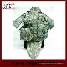 OTV cuerpo armadura chaleco antibalas táctico militar Airsoft asalto chaleco