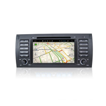 Hersteller Android 5.0 Quad-Core-Auto-DVD-Player für BMW E39 mit Bluetooth GPS Build in Wifi Radio Stereo Radio
