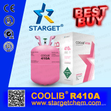 HFC mélange le gaz réfrigérant r410a au meilleur prix
