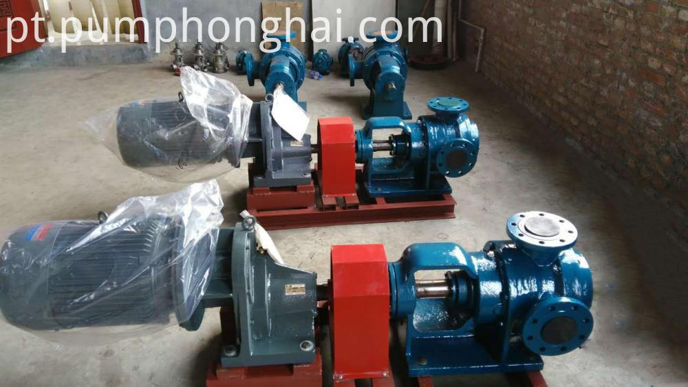 steam jacketed pump