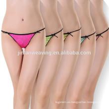 Simple Design Sexy Underwear Mujeres Encaje Venta al por mayor Ropa Interior Para Mujeres Maduras Underwear Panty