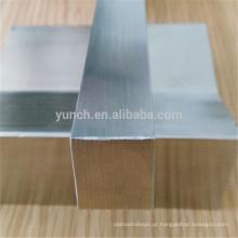 Cubo puro do metal do lingote do tungstênio 99,95% para a venda
