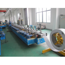 YTSING- YD-4526 Passed CE & ISO PU Shutter Slat Making Machine Supplier / PU Shutter Slat Making Machine