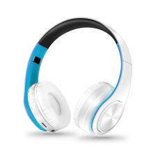 Wholesale Stereo Foldable Sport Earphone Microphone wireless headphones