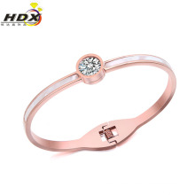 Fashion Stainless Steel Jewelry Diamond Bracelet
