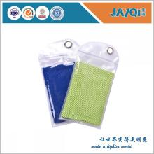 Low Price Polyester Cooling Towel PET Bottle