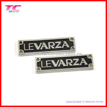 Etiqueta popular de los pantalones vaqueros del metal (TC-LA1078)