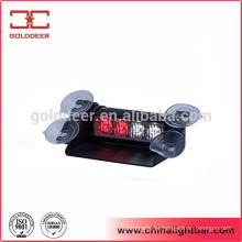 Luz de advertência do TIR 4W LED para-brisa viseira luz (SL34S-V)