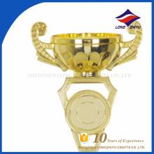 Trophée haut de gamme personnalisé du trophée d'or