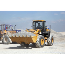 Harga Rendah SEM659C Wheel Loader Shangchai Engine