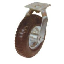 Rodízio de Borracha Preto Industrial (SC800)
