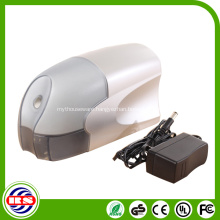 Adjustable Electric Pencil Sharpener with Helical Blade