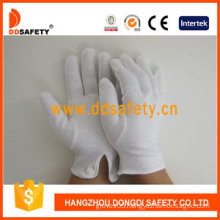 100%Bleach Cotton/Interlock Work Gloves with CE (DCH109)