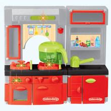 Plástico juego de juguetes de cocina juego de b / o para las niñas (h0009357)