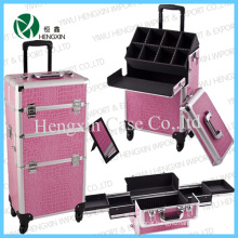 Professional Beauty Makeup Trolley Case (HX-GT001)