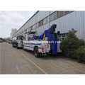 CLW 4x2 Intergrated Road Wrecker Tow Truck