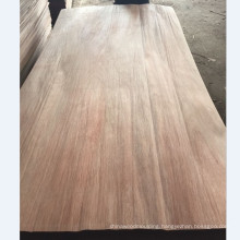 Factory offer natural wood face veneer rotary cut timber veneer for furniture China PLB face veneer