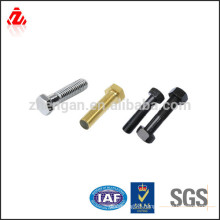 carbon steel high quality M45 hex bolt