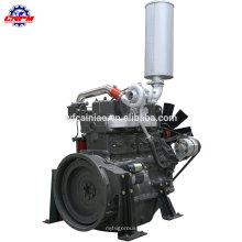 Motor diesel de alto rendimiento ZH4105ZD de bajo ruido Motor diesel de 4 cilindros
