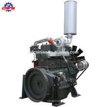Motor diesel de baixo nível de ruído do cilindro do motor diesel 4 do elevado desempenho ZH4105ZD