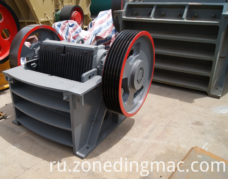 Pe Brick Jaw Crusher